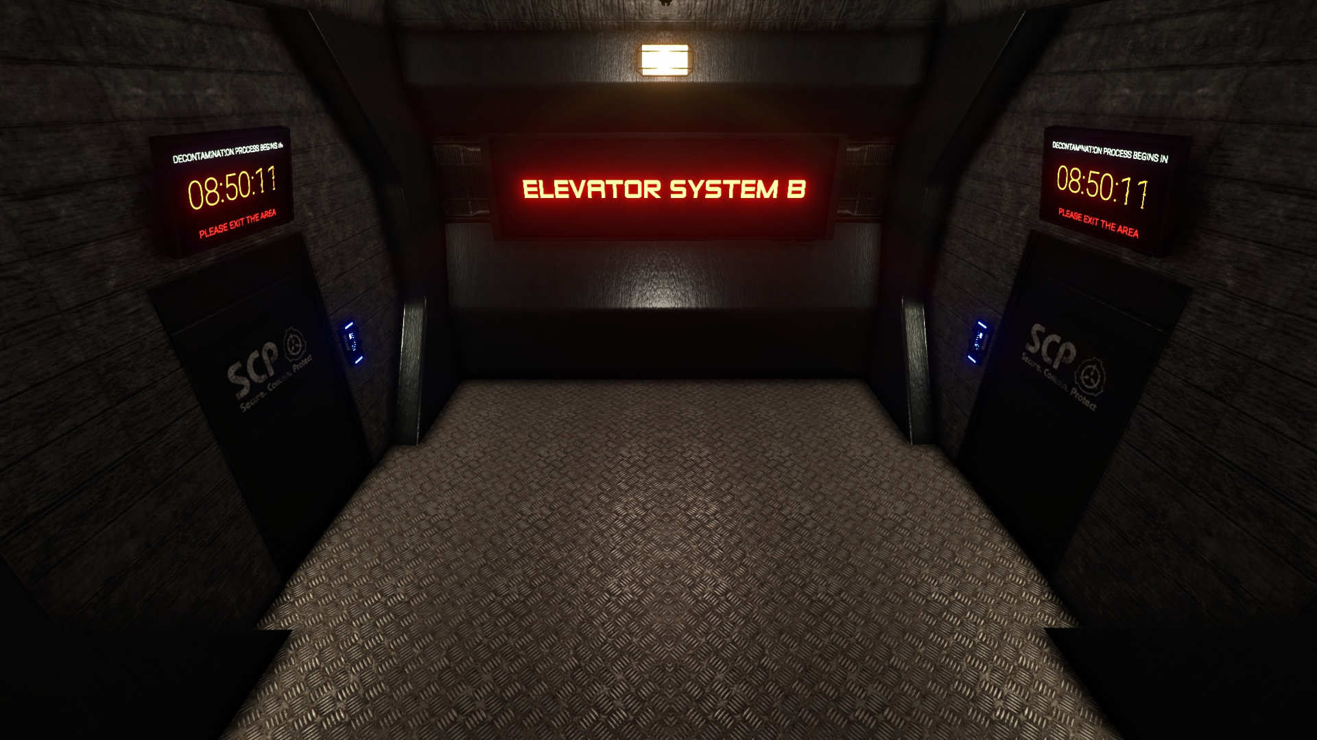 Server room containment