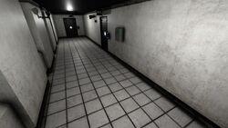 WC Hallway
