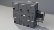 Weapon Locker Type 21 Concept