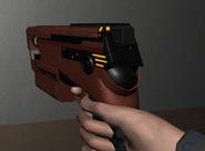 SBX 7 Fusion Pistol playermodel