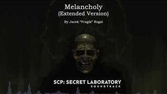 Melancholy (Extended Version) - SCP- Secret Laboratory OST