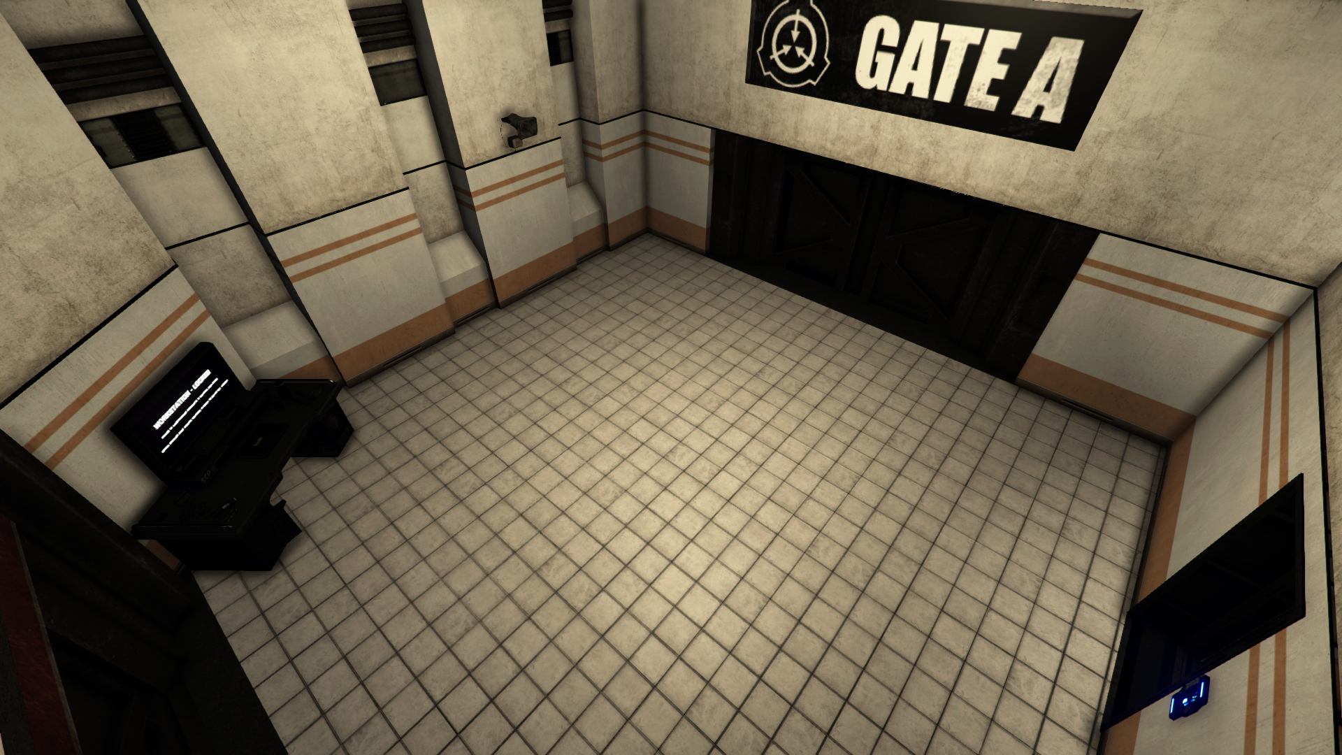Entrance Zone | SCP: Secret Laboratory Official Wiki