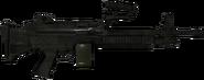 M249 Logicar Machinegun