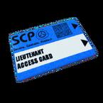 Keycard Lieutenant icon