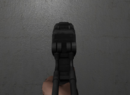 Skorpion SMG playermodel aiming
