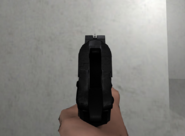 M1911 Pistol playermodel aiming