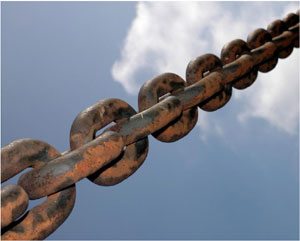 Chain sky