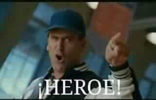 Memes, Heroes, and 🤖: Higado hoy te convertis en HEROE. LOCOS POR