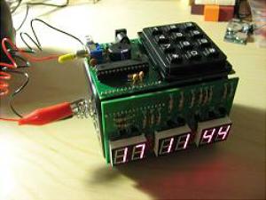Alarm clock countdown
