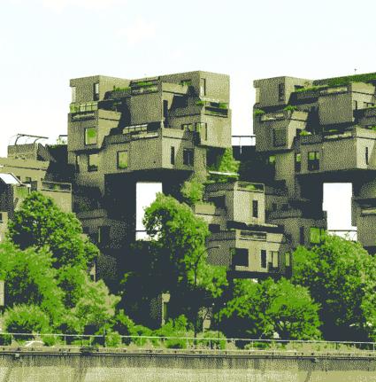 Cube doggos