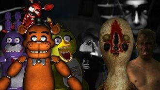 Five Nights at Freddy's vs The SCP Foundation - Rap Battle