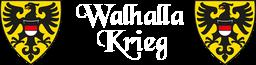 Walhalla Krieg Logo