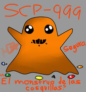 SCP-999(a color)