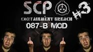 SCP Containment Breach 087-B I'm In The Game!
