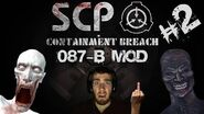 SCP Containment Breach 087-B Mod 106 Doesn't Want Me!
