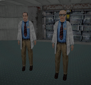 HL SCP Scientists