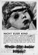 German leaflet