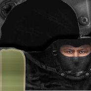 Helmet guard