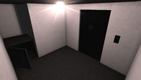 SCP-500 Containment Chamber