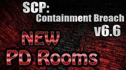 New Pocket Dimension Rooms - SCP Containment Breach v6
