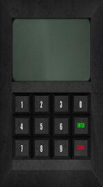 KeyPadHUD