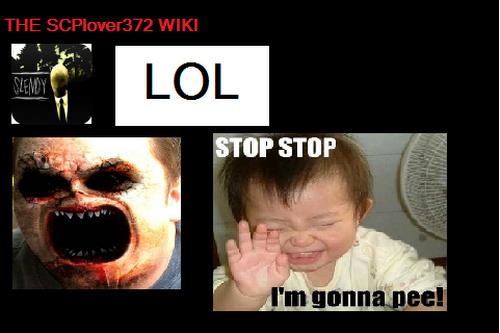 SCPlover372 Wiki