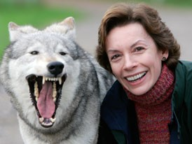 File:Michelle and wolf.jpg