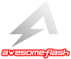 AwesomeFlash Logo