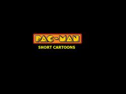 Pac-Man Short Cartoons Logo