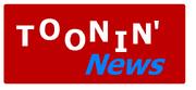 Toonin' News Alt Logo