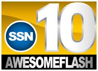 AwesomeFlash SSN 10 Logo