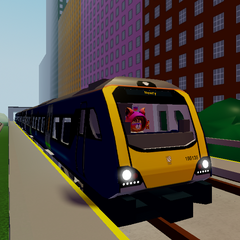 Class 195/1 #195135 is departing from Faraday Road Depot to <a href=