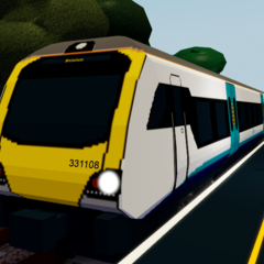 Legacy Class 331/1 number 331108 at <a href=