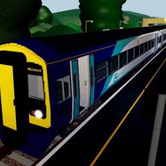 A Class 158 in