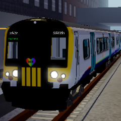 A Class 350 at <a href=