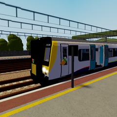 Class 350 at <a href=