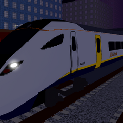 Legacy Class 802 with the new <a href=
