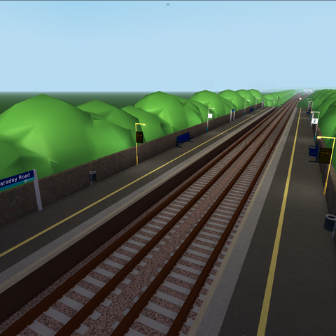 Faraday Road prior to V1.1