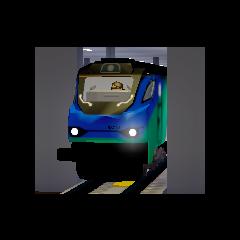 A Class 68 at <a href=
