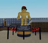 Thehazad9 Statue