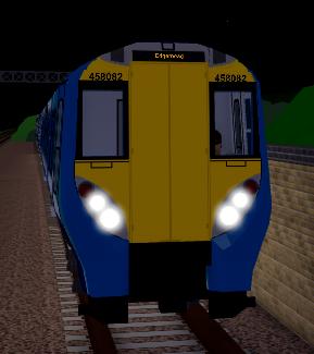 Class 458/0
