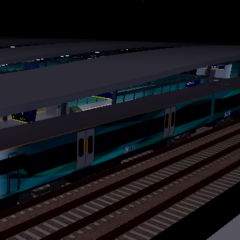 Legacy Class 331 in its <a href=
