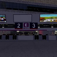 Express Platforms with <b>E</b> logo shown