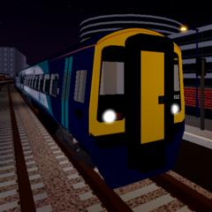 Class 158 #158932 at <a href=