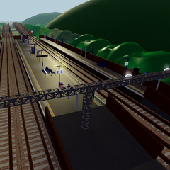 View of the station (V1.4.4)