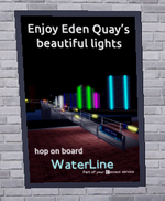 Eden Quay Poster