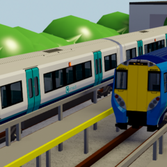 2 varients of Class 458