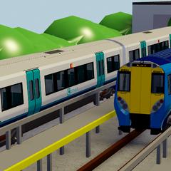 2 variants of Class 458