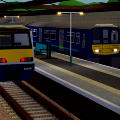 Sneak Peak of NG Class 319 with <a href=