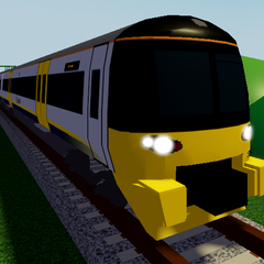 Class 332 #332002 preparing for a service to <a href=